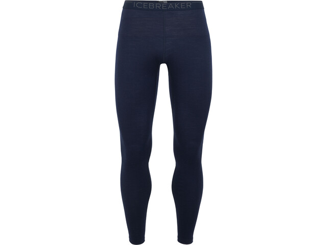 Icebreaker 200 Oasis Leggings Herre midnight navy/monsoon